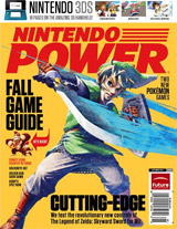 Nintendo Power Volume 258 The Legend of Zelda Skyward Sword