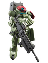 Gundam Build Divers: Grimoire Red Beret HGBD Model Kit