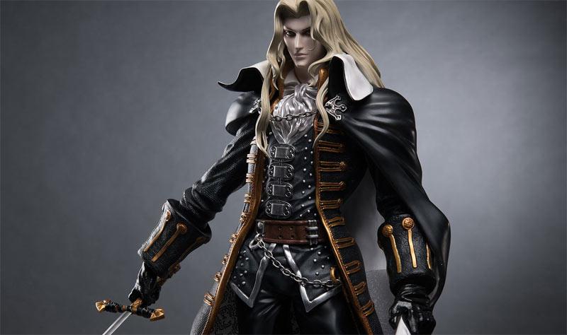Castlevania: Symphony of the Night: Alucard Statue
