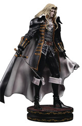 Castlevania: Symphony of the Night: Alucard Statue