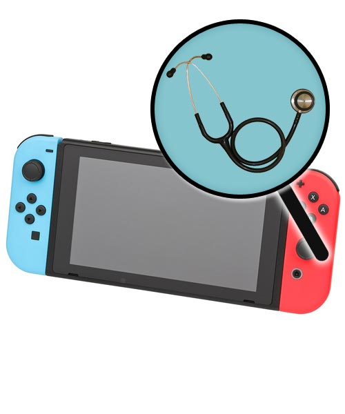 Nintendo Switch Repairs: Free Diagnostic Service