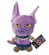 Dragon Ball Super Beerus 6 Inch Plush Series 2