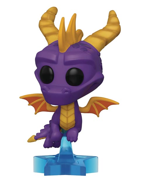 Pop Games Spyro the Dragon Vinyl Figure