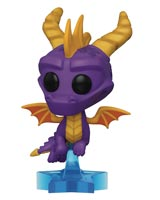 Pop Games Spyro the Dragon Vinyl Figure