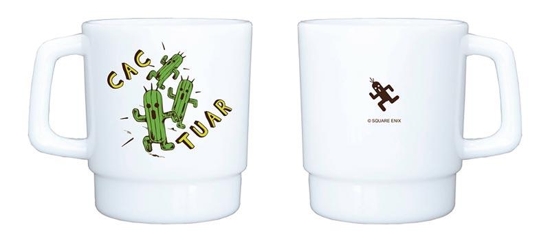Final Fantasy Cactuar Stacking Mug additional image