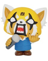 Aggretsuko PVC Figural Coin Bank