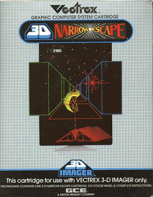 3D Narrow Escape