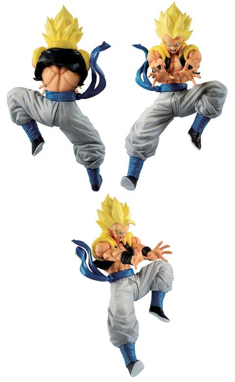 Dragon Ball Rising Fighters SSJ Gogeta Ichiban Fig extra img