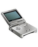 Nintendo Game Boy Advance SP Platinum