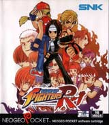 King of Fighters R-1 NeoGeo Pocket Color