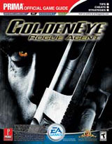 GoldenEye Rogue Agent Official Strategy Guide