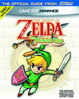 Zelda The Minish Cap Nintendo Power Official Strategy Guide