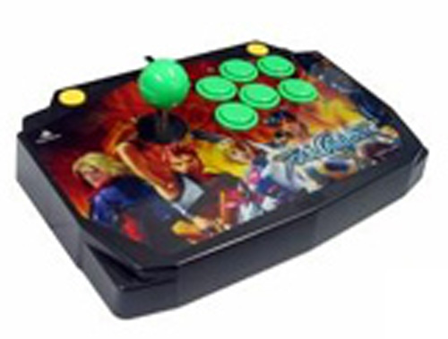 PS2 Soul Calibur II Arcade Stick by HORI