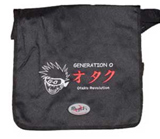 Courier^3 Generation 0 Black Courier Bag