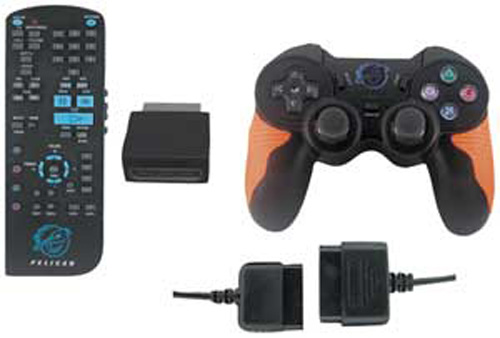 PS2 Starter Kit by Pelican