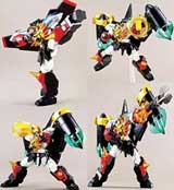 King of Braves: GaoGaiGar Star Action Figure