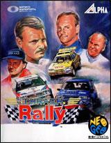 Thrash Rally Neo Geo AES