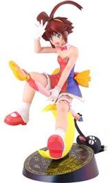 Magical Pokan: Yuma 1/7 Scale PVC Figure