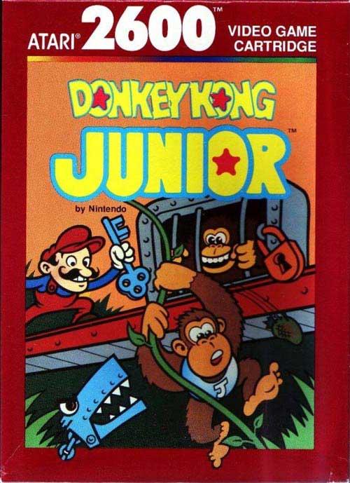 Donkey Kong Jr. by Atari