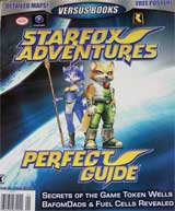 Star Fox Adventures Strategy Guide (Versus Books)
