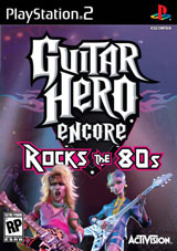 Guitar Hero Encore: Rocks the 80s