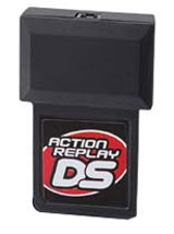 Nintendo DS Lite Action Replay by Intec
