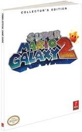 Super Mario Galaxy 2 Collector's Edition Strategy Guide
