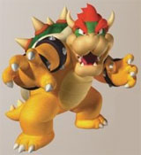 Super Mario Bros. Bowser Giant Wall Decal