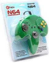 N64 Controller Green