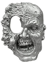 Walking Dead One-Eye Zombie Metal Bottle Opener