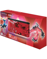 Nintendo 3DS XL System Pokemon X & Y Red Edition Bundle