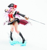 Queen's Blade: Rebellion Liliana 8