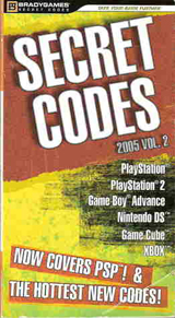 Secret Codes 2005 Volume 2