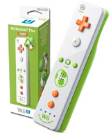 Nintendo Wii Remote Plus Yoshi Limited Edition