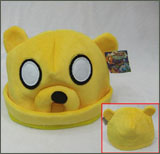 Adventure Time Jake Fleece Cap