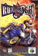 Road Rash 64 (Instruction Manual)