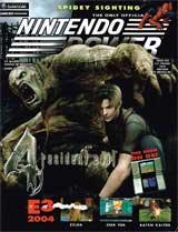 Nintendo Power Volume 182 Resident Evil 4