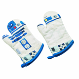 Star Wars I Am R2-D2 Fabric Oven Glove 2-Pack