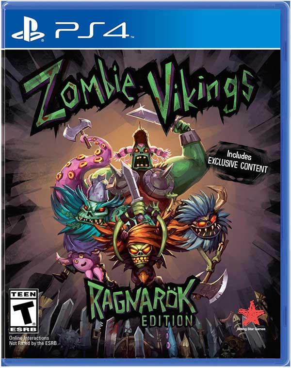 Zombie Vikings: Ragnarok Edition