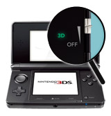 3DS Repairs: 3D Depth Slider Repair