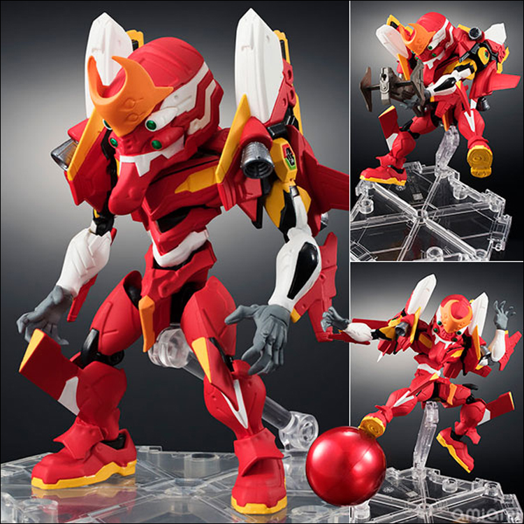 Evangelion NXedge Unit-02 Fig