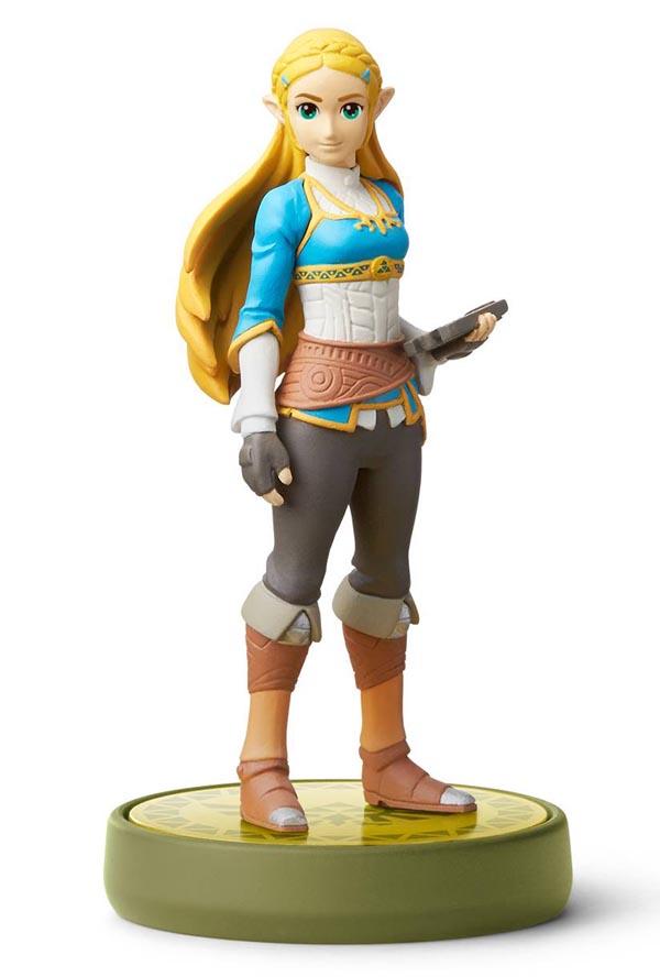 amiibo Zelda Legend of Zelda Breath of the Wild