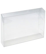SNES / N64 Clear Protective Case 10 Pack