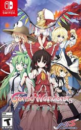 Image NSW Touhou Genso: Wanderer Reloaded