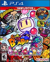 PS4 Super Bomberman R: Shiny Edition Boxart