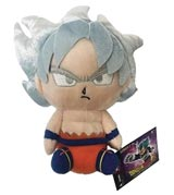 Dragon Ball Super Goku Ultra Instinct 6 Inch Plush Series 2