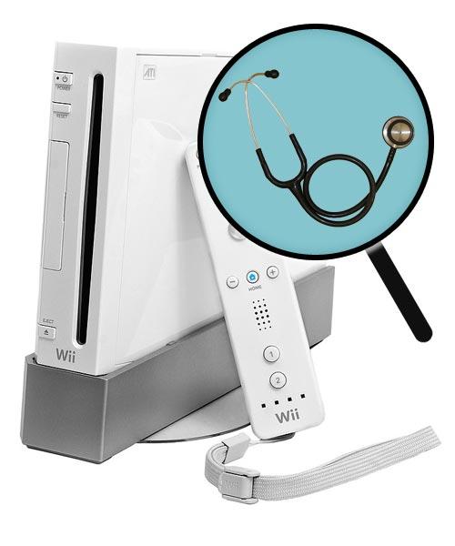 Nintendo Wii Repairs: Free Diagnostic Service