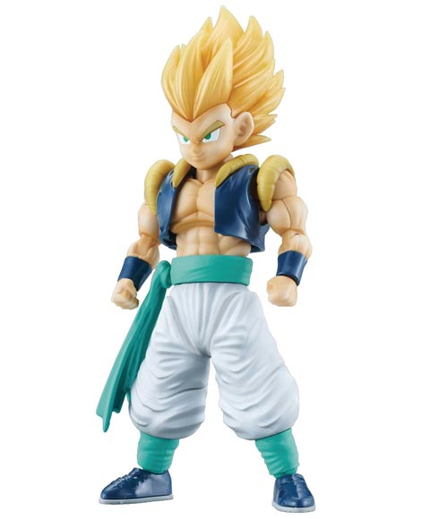 Dragon Ball Z Super Saiyan Gotenks Fig-Rise Model Kit