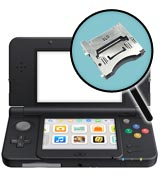 Nintendo New 3DS Repairs: Cartridge Slot Replacement Service