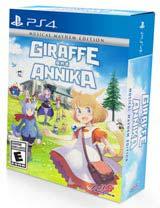 Giraffe and Annika: Musical Mayhem Edition